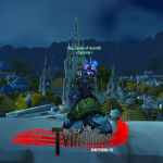 Dxe's Dragonwrath, Tarecgosa's Rest